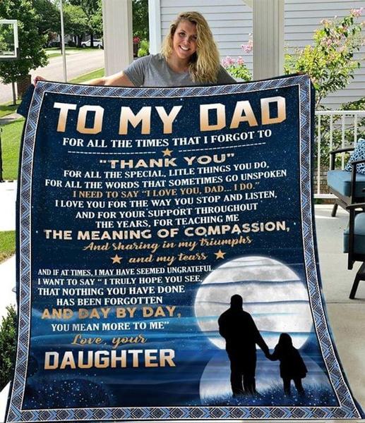 pifleeceblanket, dadgift, Gifts, fathersdaygift