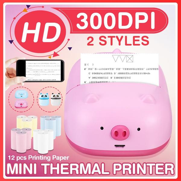 printingmachine, pocketpaperprinter, wirelessprinter, Mini