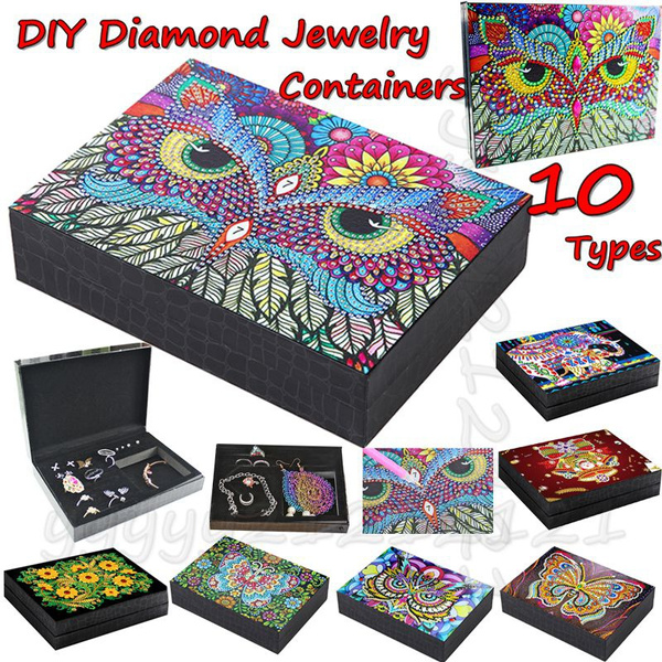 Storage Box, Box, DIAMOND, diamondpainting