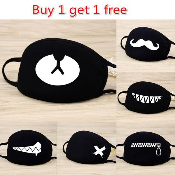 cartoonmask, decorationmask, Get, unisex