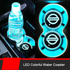 caraccessory, led, Cup, lights