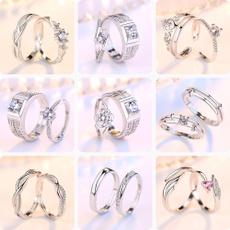 Sterling, Cubic Zirconia, nehzy, Jewelry