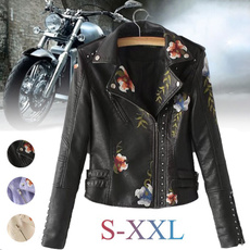 motorcyclejacket, Fashion, Sleeve, Long Sleeve