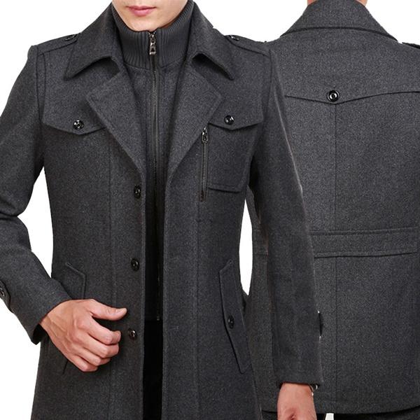 woolen, warmjacket, Winter, Coat