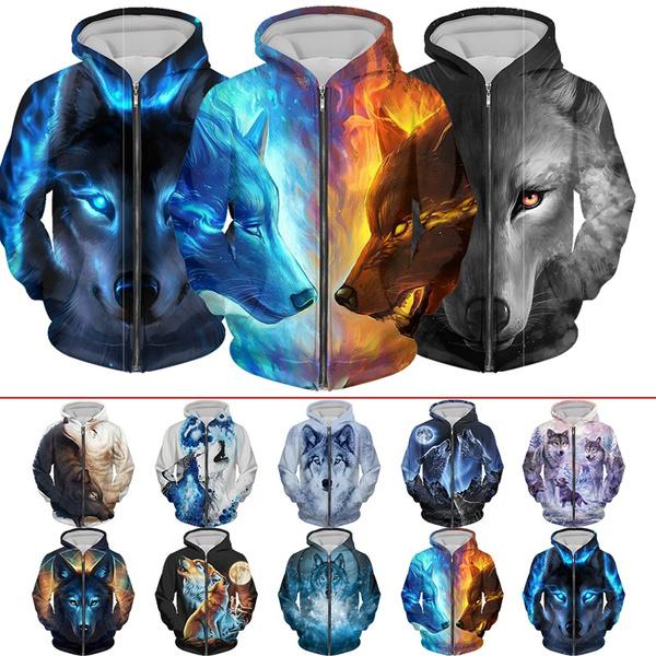 coolcoat, Casual Hoodie, streetwear3dprinthoodie, fashion jacket