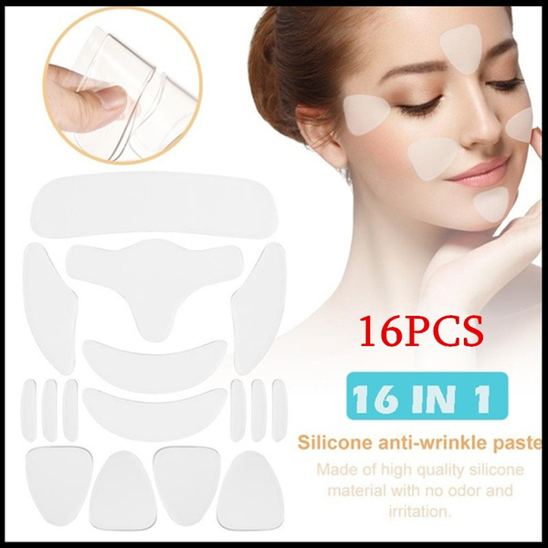 facewrinklepatch, antiwrinkle, Silicone, healthandbeauty