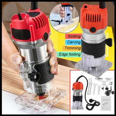 electricrouter, Wood, Electric, Tool