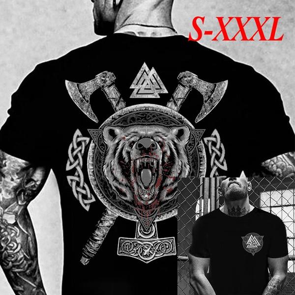 vikingshirt, berserkershirt, vikingshirtsformen, Shirt