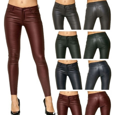 trousers, art, pants, leather