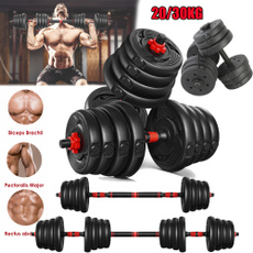 Equipment, exercisetrainingtool, weightsdumbbell, fitnessdumbbellset