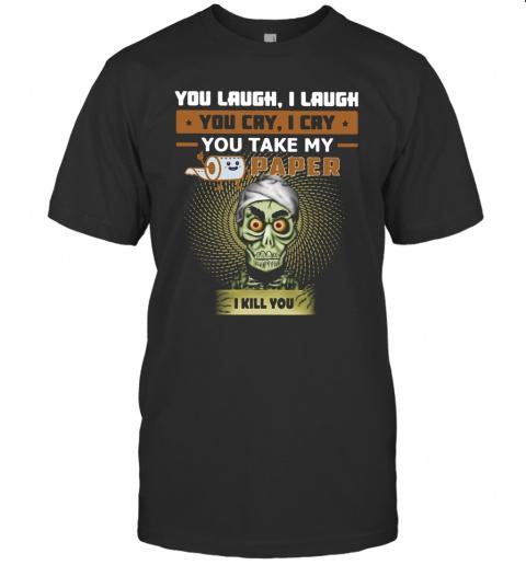 T Shirts, Paper, kill, take