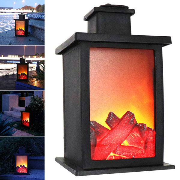 outdoorwalllamp, homefireplacedecoration, led, Charcoal