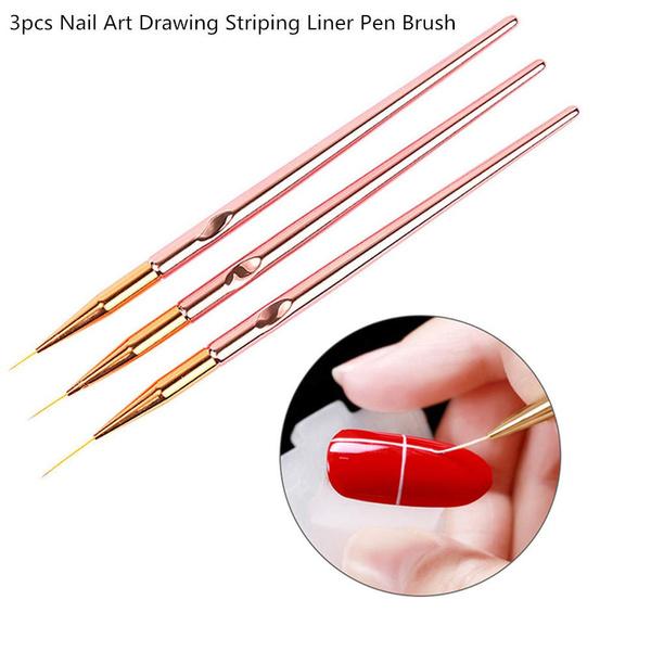 nailartpenbrush, nailartlinerpaintingpen, art, nailartdrawingpen