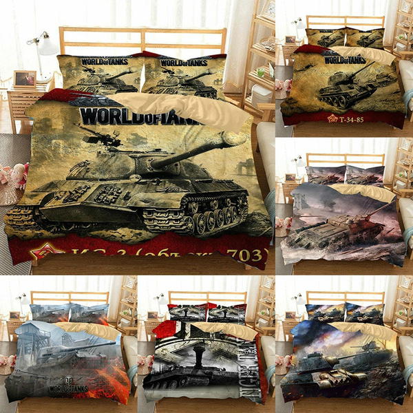beddingsetsqueen, Home Decor, cobertoresdecamabedding, World of Tanks