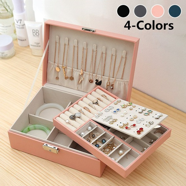 Box, earnailearringbox, jewelry box, Jewelry