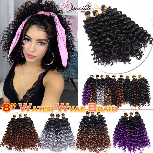 Braids, crochetbraid, Fashion, human hair