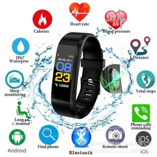 heartrate, Wristbands, Fitness, Blood