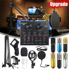 Mixers, Microphone, livesoundcard, musicmicrophone