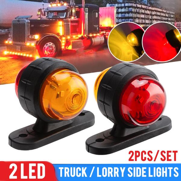 Truck, trailermarkerlight, led, caravanlight