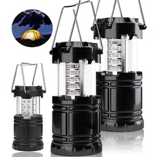Hiking, collapsible, led, emergency