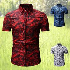 summer t-shirts, Dress Shirt, Hawaiian, printed shirts