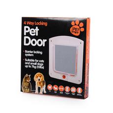 Door, petcat, Pets, Glass
