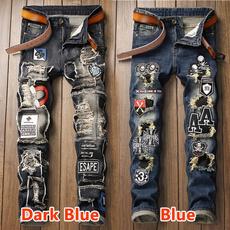 jeansformen, patchesjean, causalfashion, Fashion
