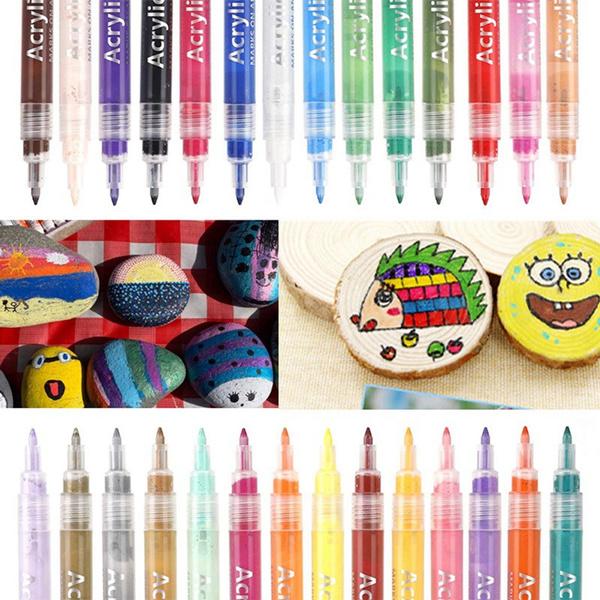 art, paintpen, colorpen, Waterproof