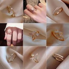 Steel, Adjustable, In, Jewelry