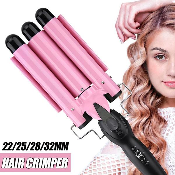 Hair Curlers, straighteningcurlingiron, wand, Hair Curler Roller