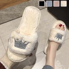 velvetslipper, Slippers, Flip Flops, Winter