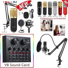 Microphone, studioequipment, studiorecording, microphonekit