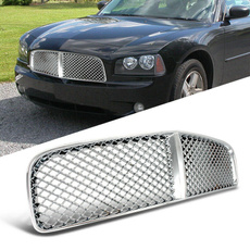 Dodge, Grill, frontgrille, chrome