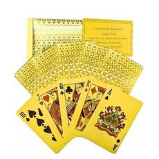 Plastic, golden, Poker, Waterproof