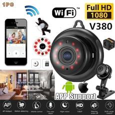 Mini, Remote, wirelesssmartcamera, Office
