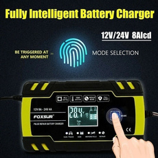carbatterycharger, automaticbatterycharger, 12v24vcarcharger, Battery