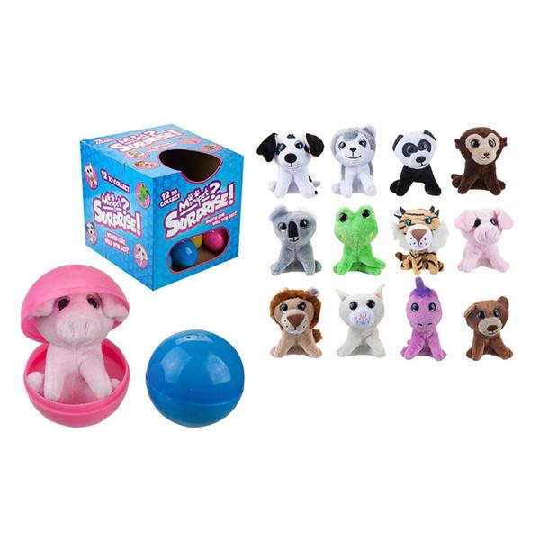 Mini, Toy, Plush, surprise