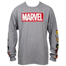 Marvel Comics, Fashion, Shirt, Sleeve