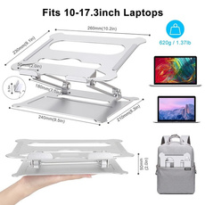 laptopriser, lenovo, laptoptray, notebookholder
