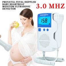 Heart, handheldmonitor, Monitors, fetalheartdetector