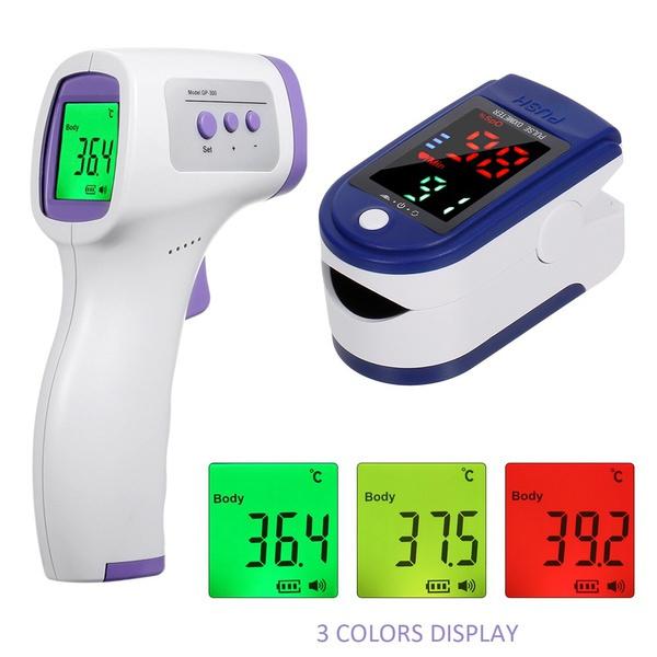thermometergun, Monitors, foreheadthermometer, noncontactforeheadthermometer