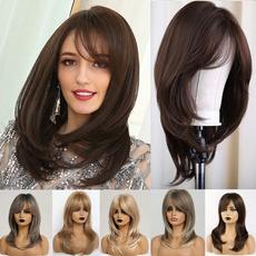 wig, wavewig, Medium, wigs cospay