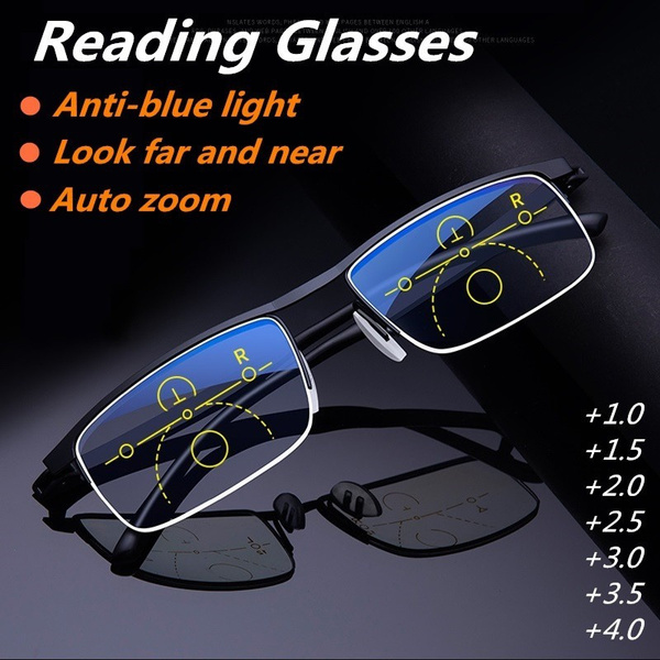adjustment, progressive, intelligent, Eyewear