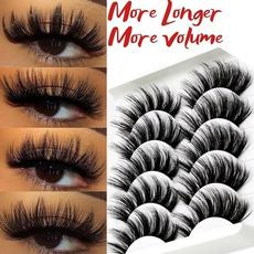 False Eyelashes, minklashe, Eye Makeup, fakeeyelash