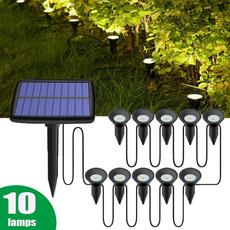 На открытом воздухе, Yard, Solar, Waterproof