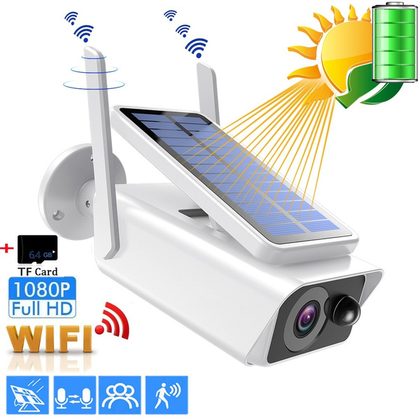 motiondetection, Outdoor, Solar, Photography