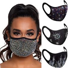 DIAMOND, sequinmask, Masquerade, Cover