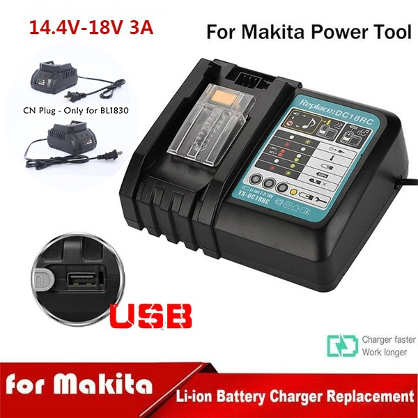 Battery Charger, Battery, charger, makita18vbattery