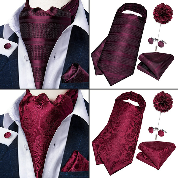 Wedding Tie, paisley, boutonniere, Gifts