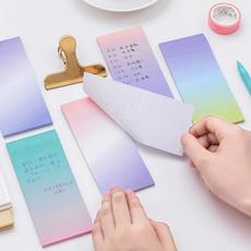 School, Office, Bookmarks, gradientcolornote
